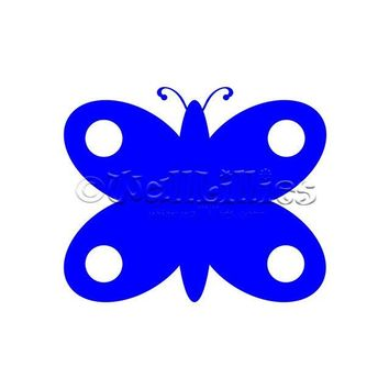 Butterfly I Decal