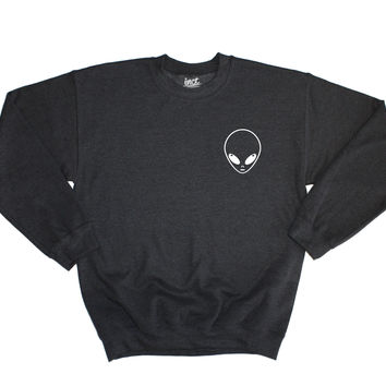 Alien Logo Sweater
