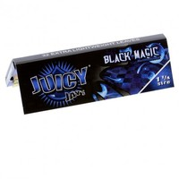Juicy Jay's Black Magic 1 1/4 Rolling Papers - Single Pack
