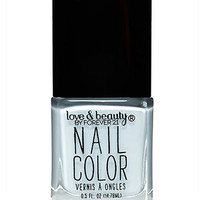 Light Grey Nail Polish