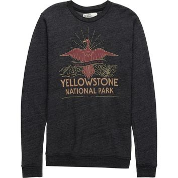 Yellowstone Firebird Fleece Crew Sweatshirt - Men's