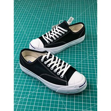Converse Jack Purcell Signature Style 1 Low Canvas Shoes - Sale