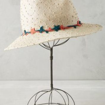 Eugenia Kim Bianca Rancher in Neutral Size: One Size Hats