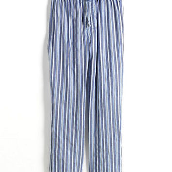 Nautica Cotton Striped Sleep Pants