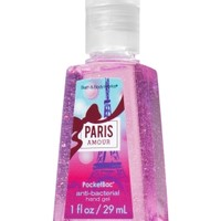 Paris Amour PocketBac Sanitizing Hand Gel   - Anti-Bacterial - Bath & Body Works