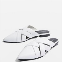 Pointed Mules | Topshop