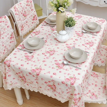 Home Decor Tablecloths [6283654534]