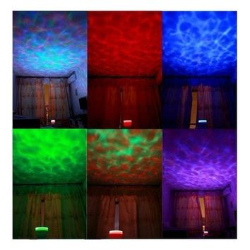 Aurora Master Ocean Relax Projector, Ocean Light, Ocean Lamp, and Music Projection by PowerTRC