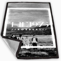 The 1975 Band Blanket for Kids Blanket, Fleece Blanket Cute and Awesome Blanket for your bedding, Blanket fleece **