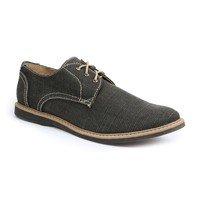 GBX Fuchure Men's Casual Oxford Shoes (Black)