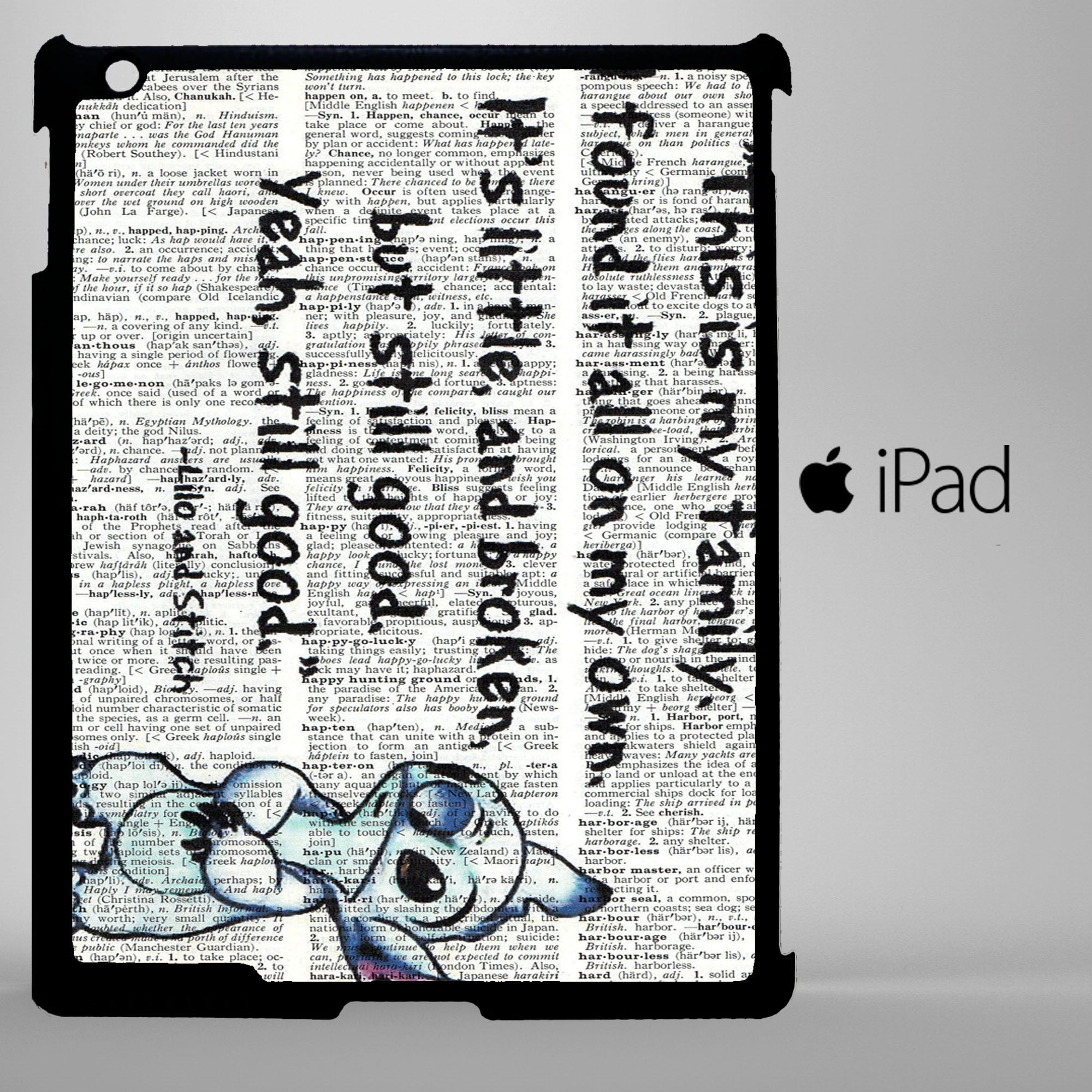 Disney Lilo And Stitch Quote Ipad 2 Ipad From Boatlion