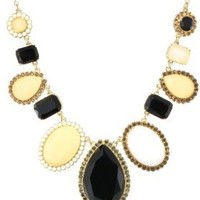 kate spade new york Run Around Statement Necklace, 21""
