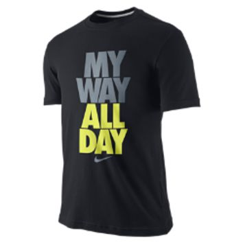 "Nike ""My Way All Day"" Boys' T-Shirt"
