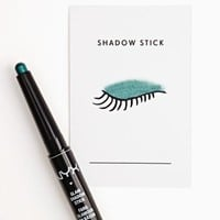 NYX Eye Shadow Stick - Emerald