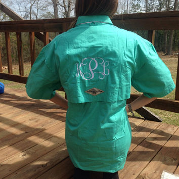 Comfortable SUMMER monogrammed cover ups