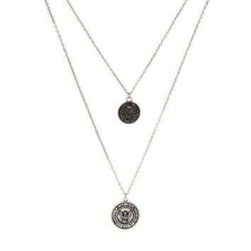 ASOS Coin Pendant Necklace