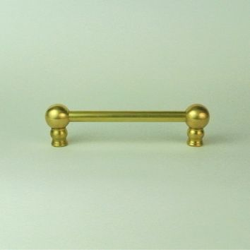 Brass Bubble Drawer Pull - Pair