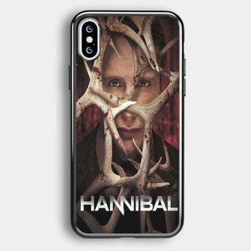 Hannibal iPhone XS Case | Casefruits