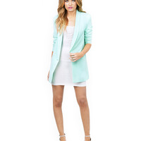 Long Sleeves Blazer