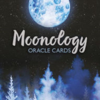Moonology Oracle Cards|Other Format