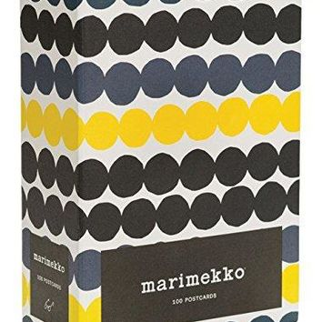 Marimekko: 100 Postcards (Card Book)