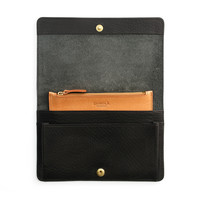 TRAVEL CLUTCH WITH POUCH