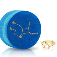 Virgo - Zodiac Collection - Bath Bomb With a Ring and a Chance to Win a $10k Ring