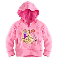 Disney Princess Hoodie Pullover for Girls | Disney Store