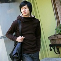 Hot Sale New Arrival Corean High Quality Hooded Fleeces For Man ( Black XL Short Supply) China Wholesale - Sammydress.com