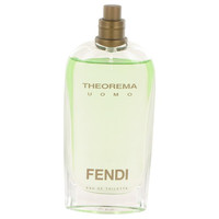 FENDI THEOREMA by Fendi Eau De Toilette Spray (Tester) 3.4 oz