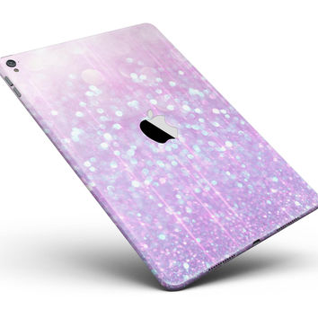 "Pink Unfocused Orbs of Light  Full Body Skin for the iPad Pro (12.9"" or 9.7"" available)"