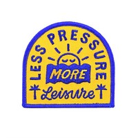 Leisure Enthusiast Patch