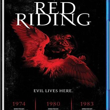 Andrew Garfield & David Morrissey & James Marsh & Julian Jarrold -Red Riding Trilogy