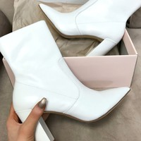 CHINESE LAUNDRY Radiant Smooth Leather Bootie