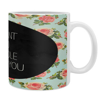 Allyson Johnson Cuddle With You Coffee Mug