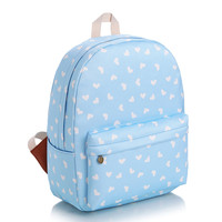 Korean Strong Character Casual Camouflage Canvas Backpack = 4887675268
