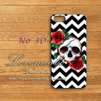skull, iPod Touch 4/5,iphone4//4S/5/ 5S/5C case,Blackberry Z10/Q10 case,HTC one m7/s/x case,Samsung s3/s3 mini/s4/34 mini/s4 active case