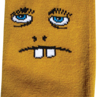 Tm Betard Fooser Ankle Socks-Mustard Brown 1 Pair