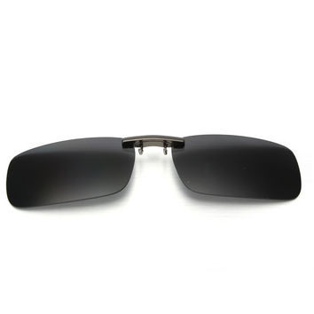 Brand New Polarized Clip On Sunglasses, Driving Glasses, and Fashion Shades