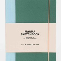 Magma Sketchbook: Art + Illustration By Magma Books- Washed Black One