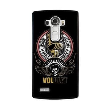 VOLBEAT HEAVY METAL LG G4 Case Cover