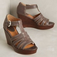 Trask Saydee Wedges by Anthropologie