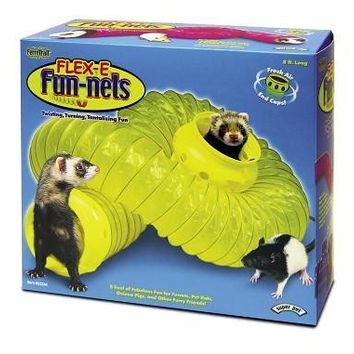 Super Pet Flex-E Fun-nels for Ferrets