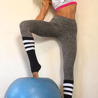 Women's Fashion Hot Sale Ring Yoga Sports Leggings