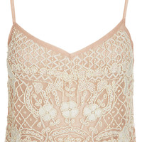 Heavy Embellished Cami Top - New In This Week - New In - Topshop
