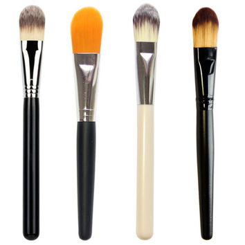 Fashion DIY Beauty Makeup Skin Care Treatment Tool Facial Face Mask Brush Hot Selling Y8