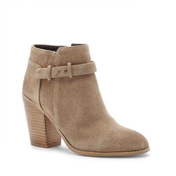 Sole Society Lyriq Heeled Ankle Bootie