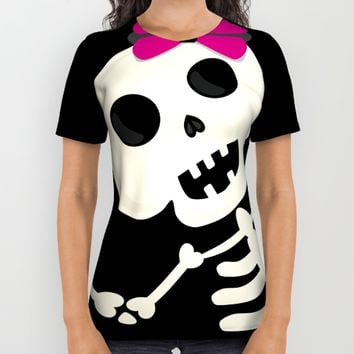 Peek a Boo All Over Print Shirt by UMe Images