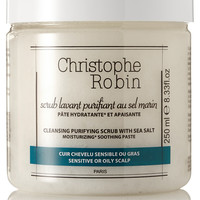 Christophe Robin - Cleansing Purifying Scrub With Sea Salt, 250ml