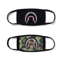 cc spbest Bape Mouth Mask